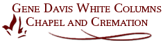 Gene Davis White Columns Chapel and Cremation