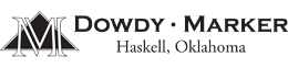 Dowdy Marker Funeral Home
