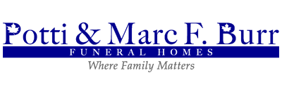 Potti & Marc F. Burr Funeral Homes