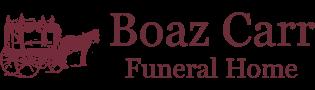 Boaz Carr Funeral Home