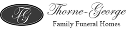 Thorne-George Family Funeral Homes
