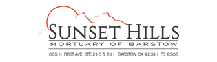 Sunset Hills Mortuary Barstow