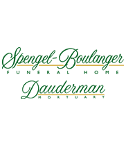 Spengel-Boulanger Funeral Home & Dauderman Mortuary