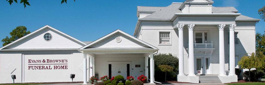 Grief & Healing   Evans & Browne's Funeral Home
