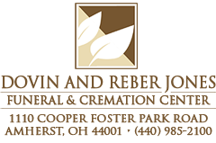Dovin and Reber Jones Funeral & Cremation Center