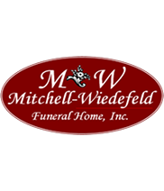 Mitchell-Wiedefeld Funeral Home.