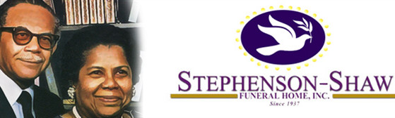 What We Do | Stephenson-Shaw Funeral Home, Inc.