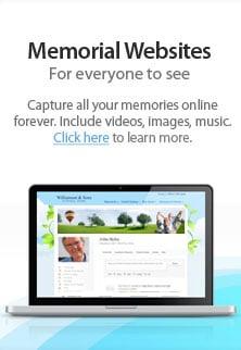 Memorial  Websites