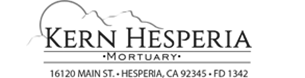 Kern Hesperia Mortuary