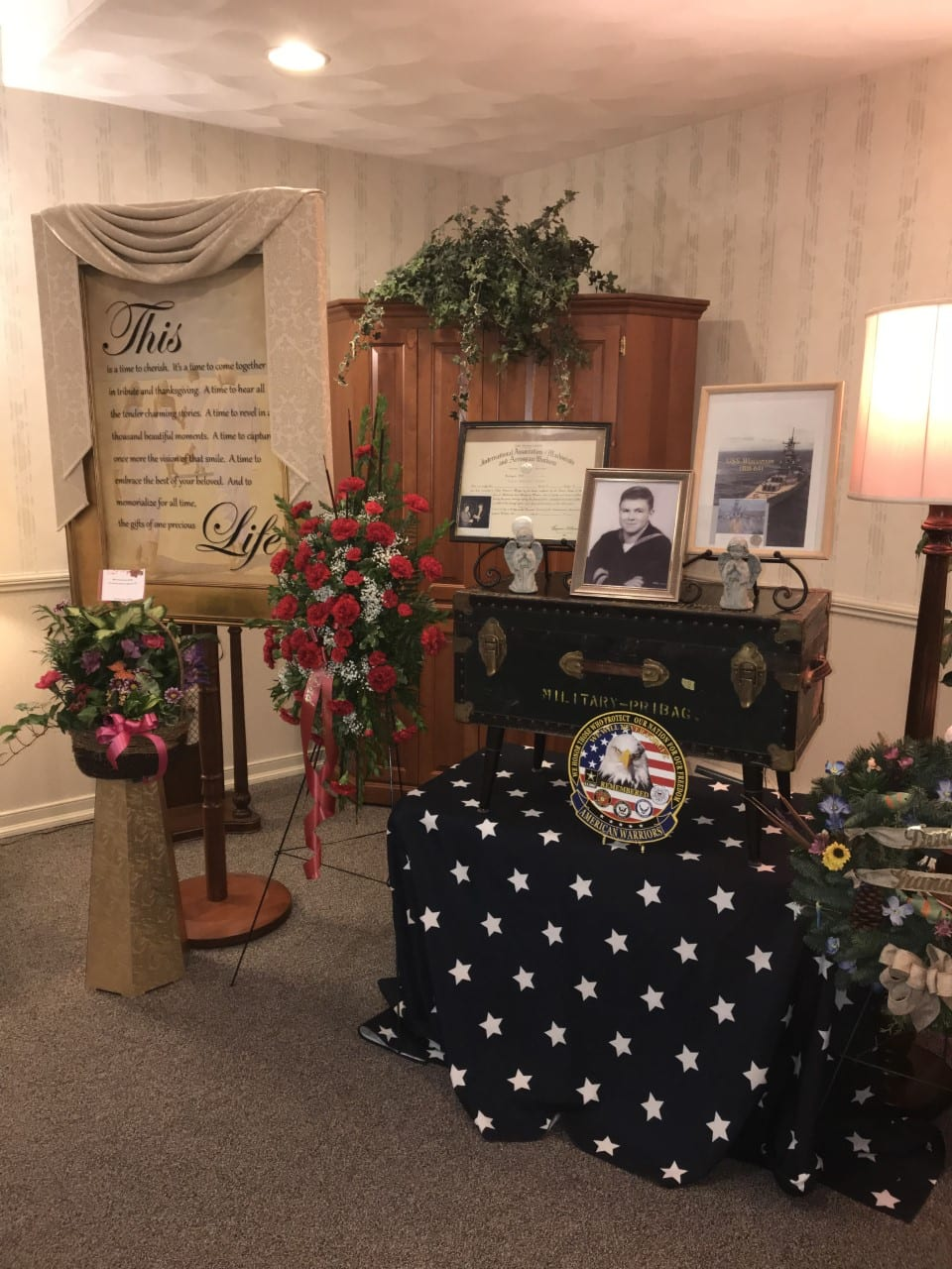 Designing Your Funeral | Sutfin Funeral Chapel - Nichols, NY