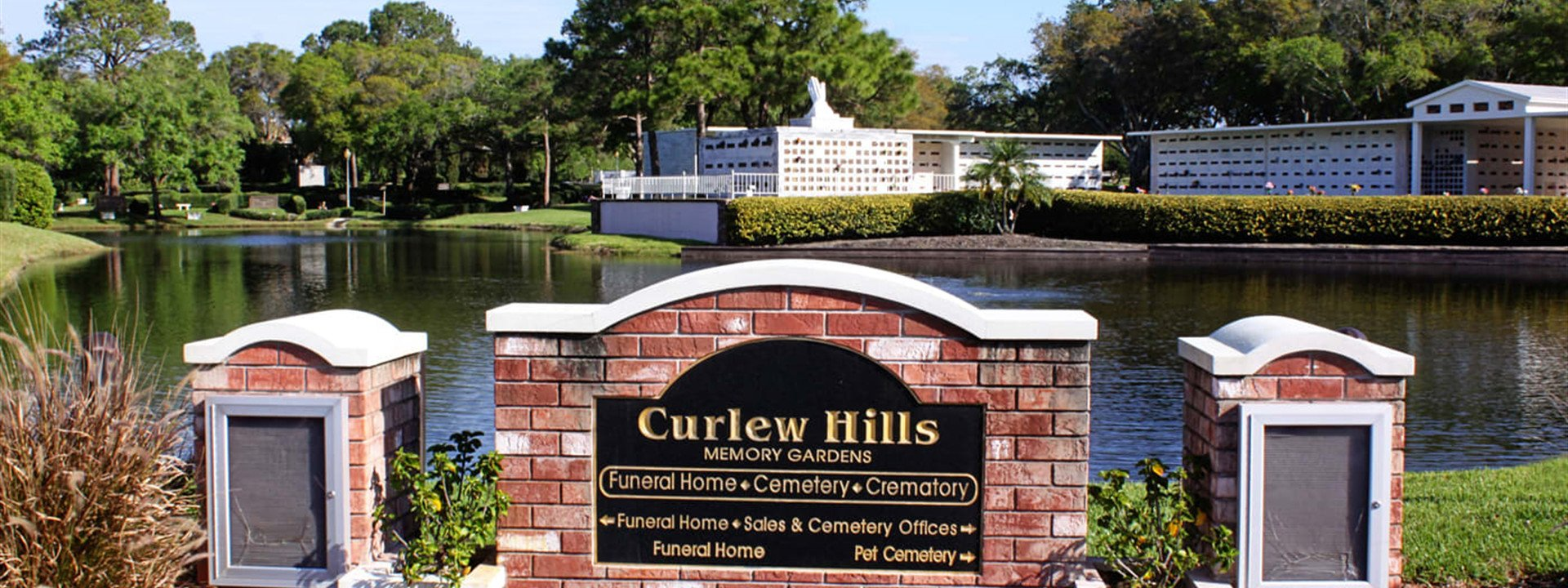 About Us | Curlew Hills Memory Gardens - Palm Harbor, FL