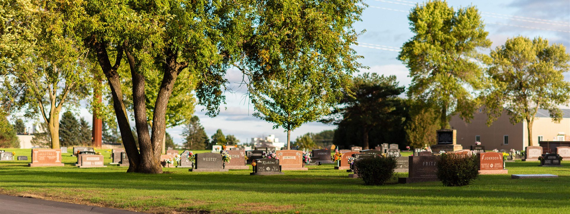 About Us | Memorial Park Cemetery
