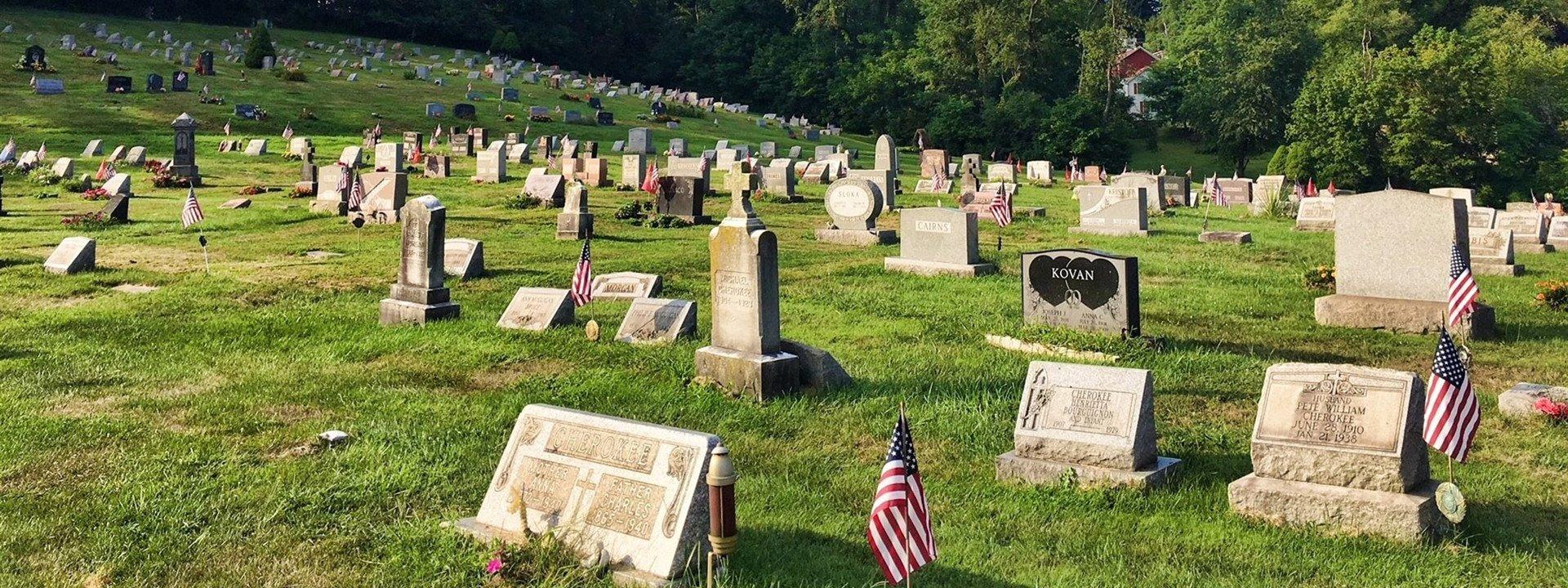 Contact Us   The Catholic Parish Cemeteries Association