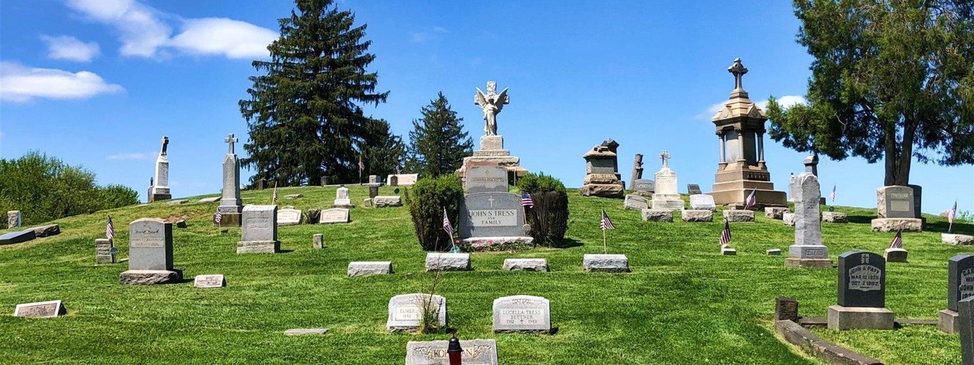Contact Us | The Catholic Parish Cemeteries Association