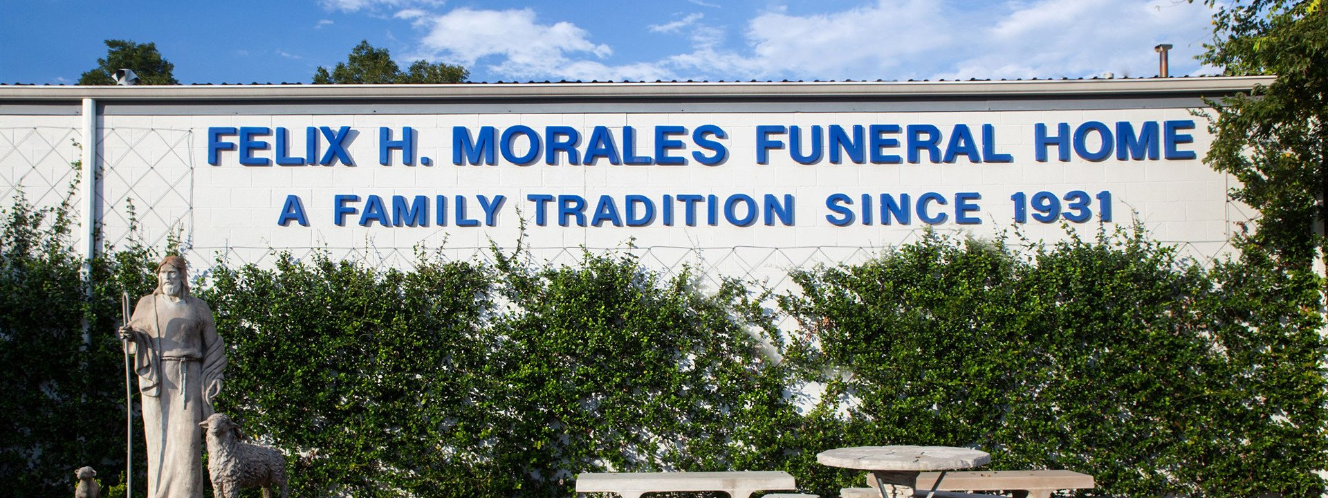 About Us | Morales Funeral Home