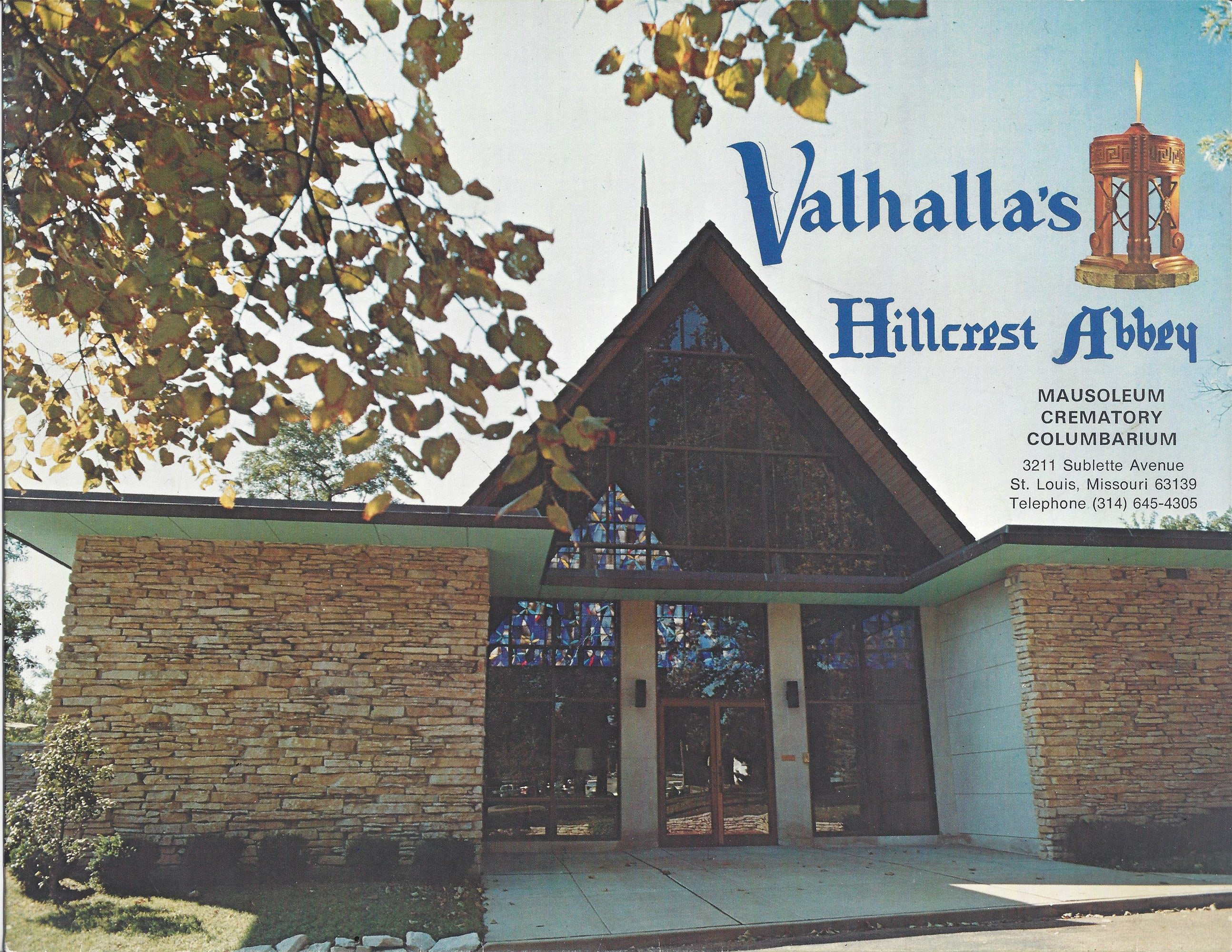 Tour Our Grounds | Valhalla Funeral Chapel, Crematory and Cemetery