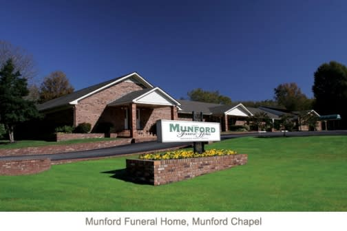 Munford Funeral Homes - Munford, TN