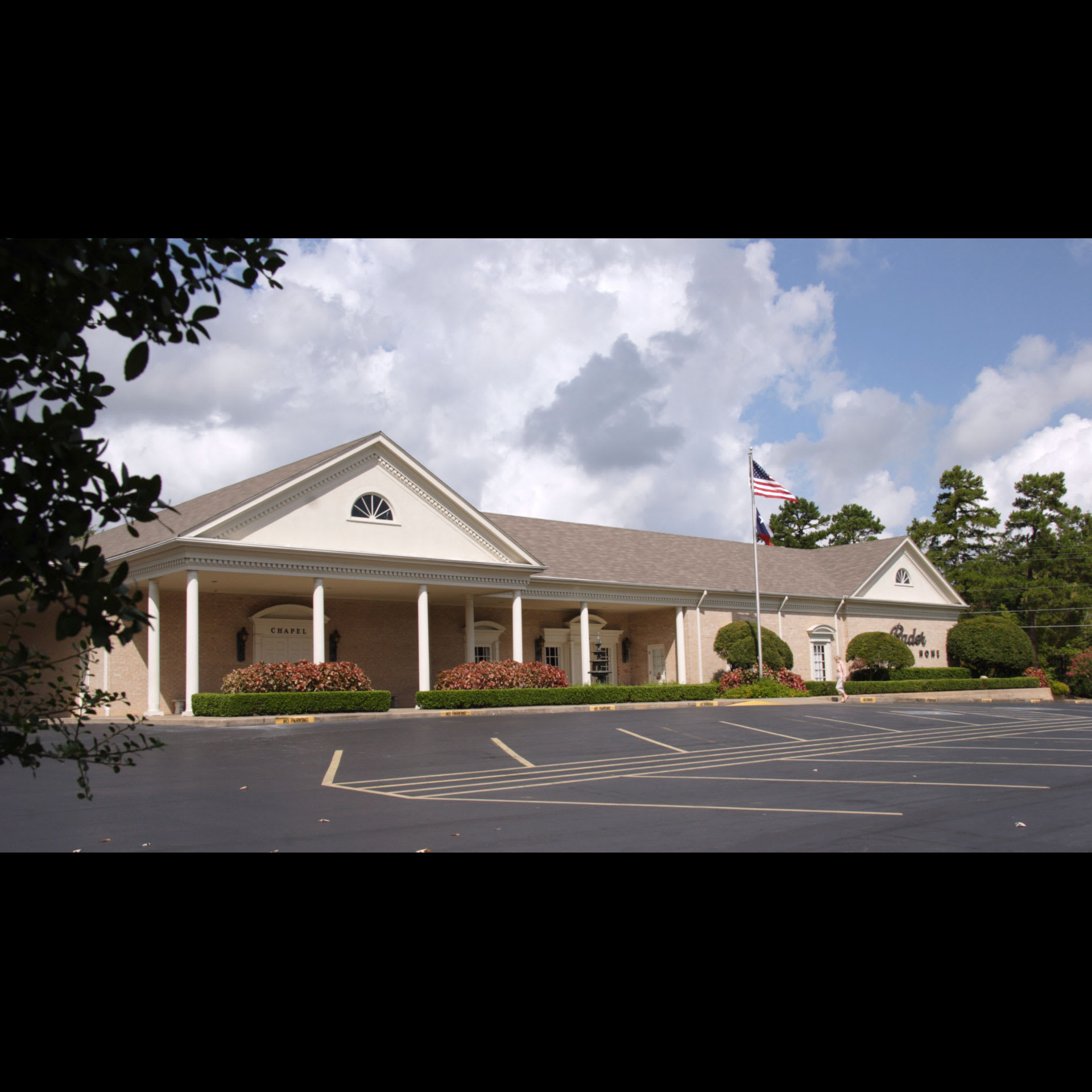 History Staff Rader Funeral Home Longview Tx