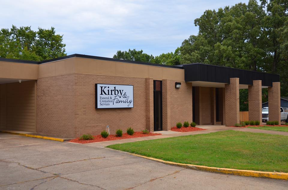 Speaking, kirby funeral home in mountain home arkansas much