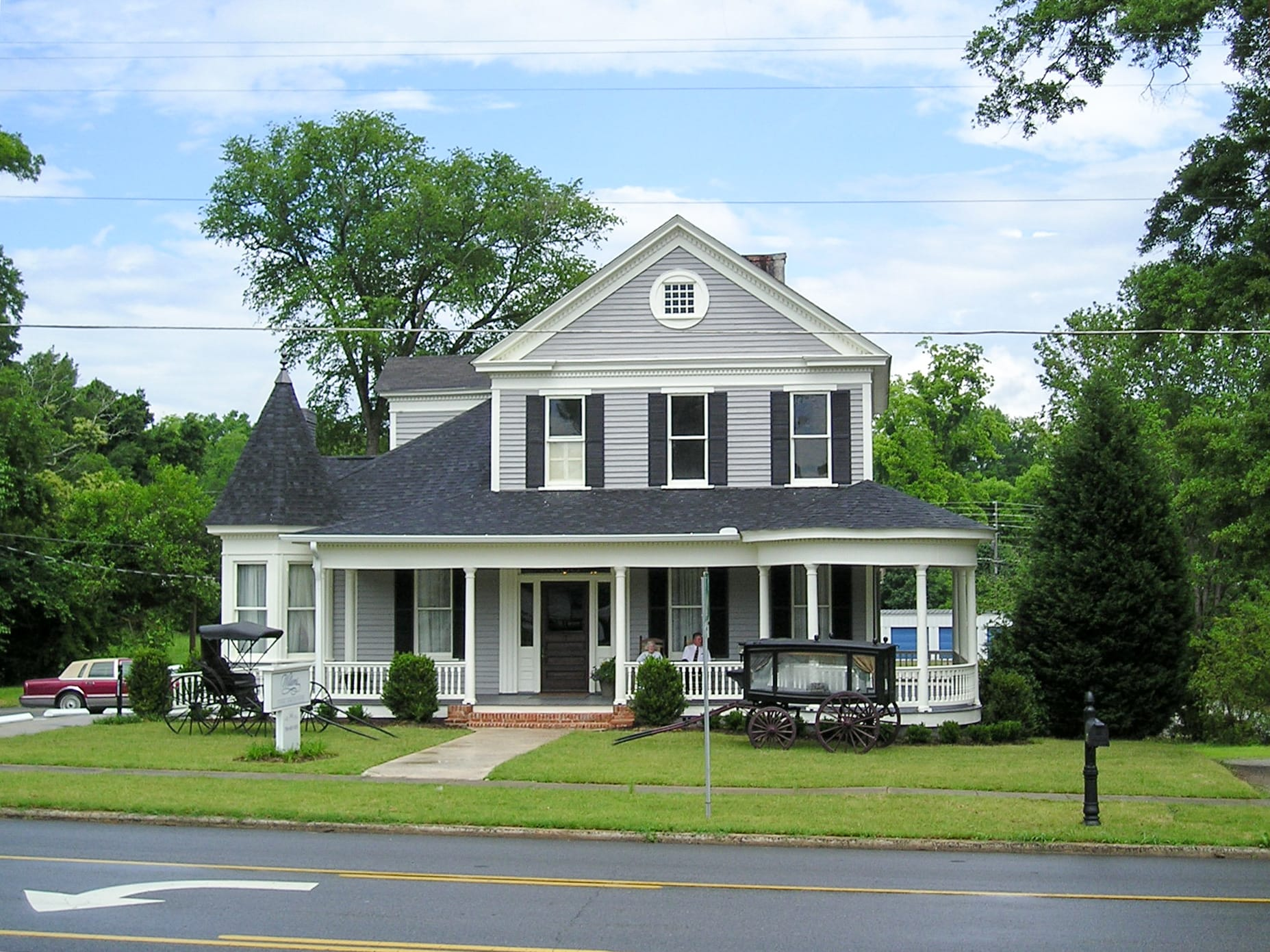 Williams Funeral Homes and Crematory - Milledgeville, GA