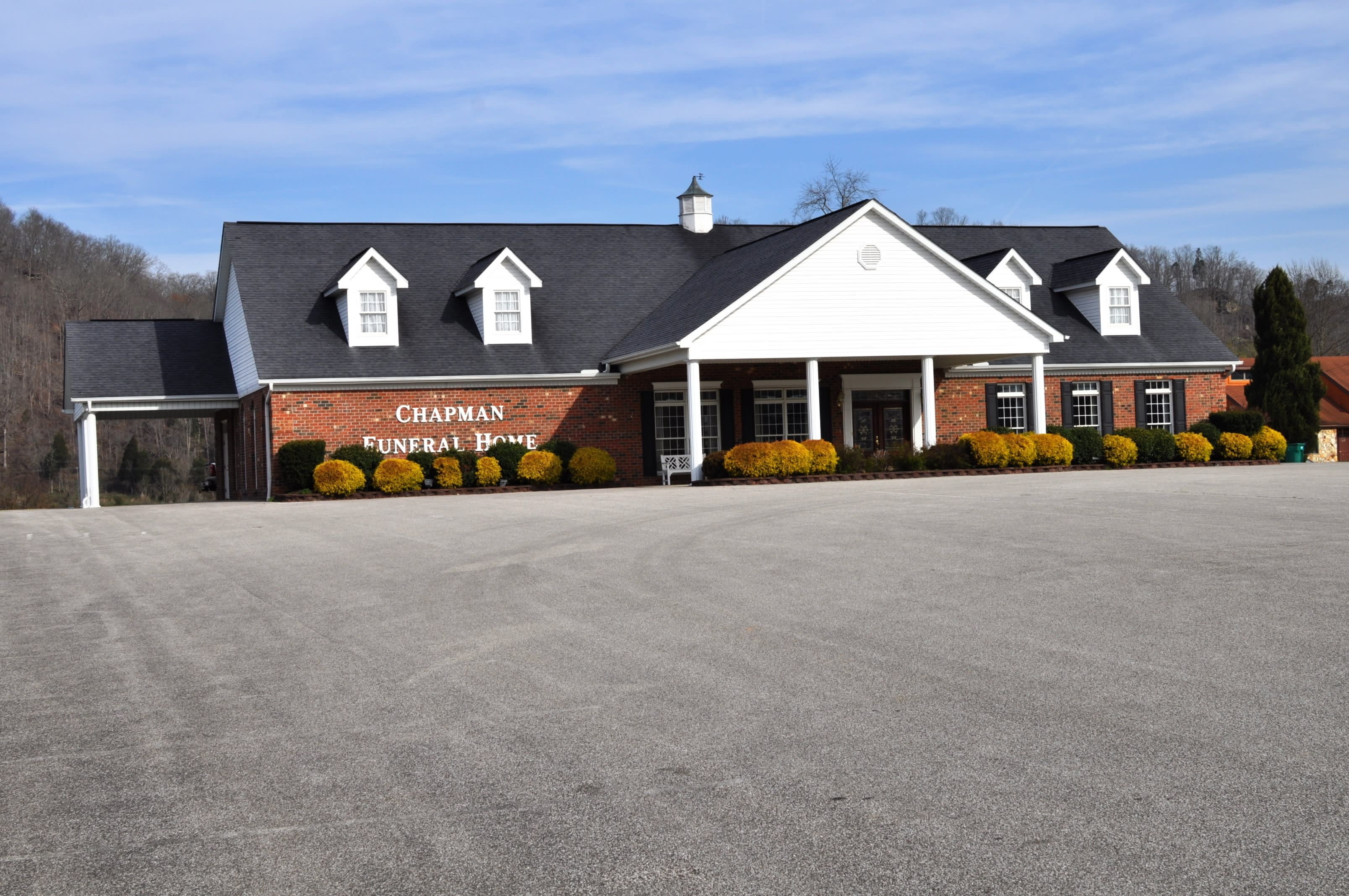 Chapman Funeral Home Hurricane Wv
