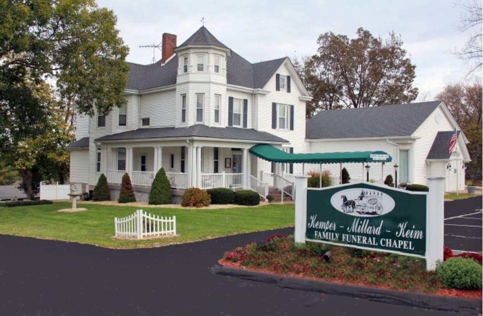 Millard Family Chapels, Inc - Columbia, MO