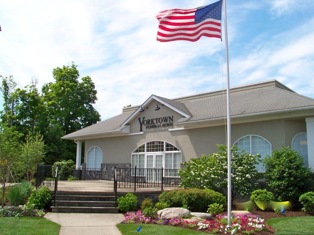 Yorktown Funeral Home Yorktown Ny
