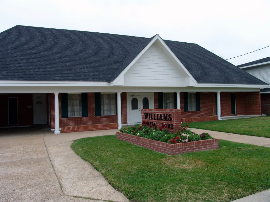 Obituaries | Williams Funeral Home, Inc