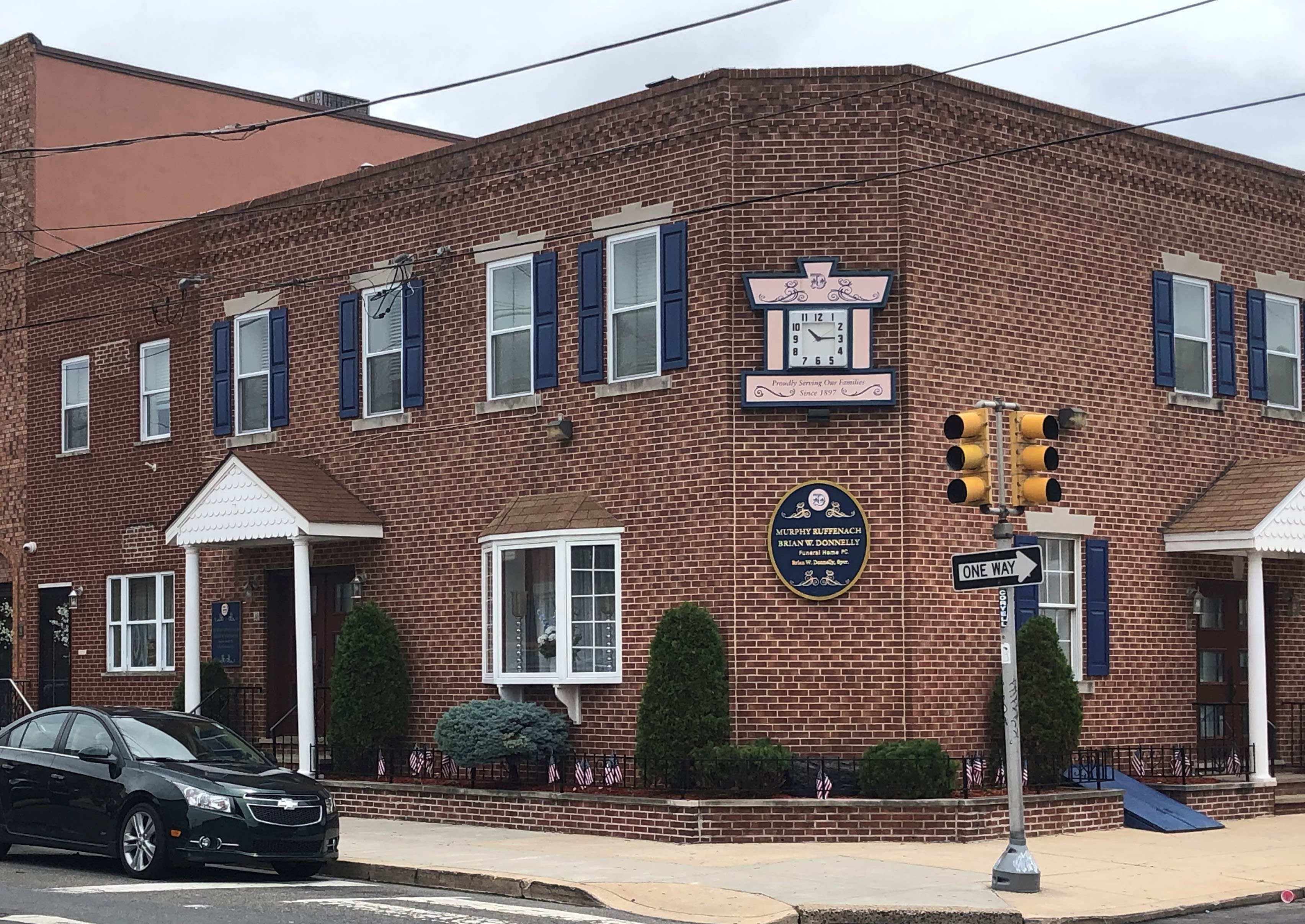 Facilities & Directions | Brian W  Donnelly Funeral Home