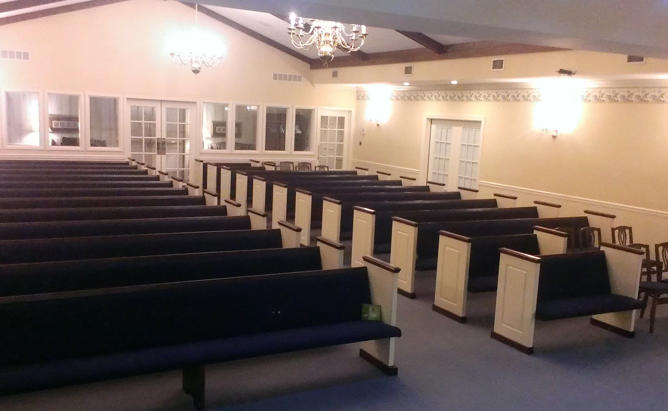 Facilities & Directions | Chapel Hill Mortuary, Funeral