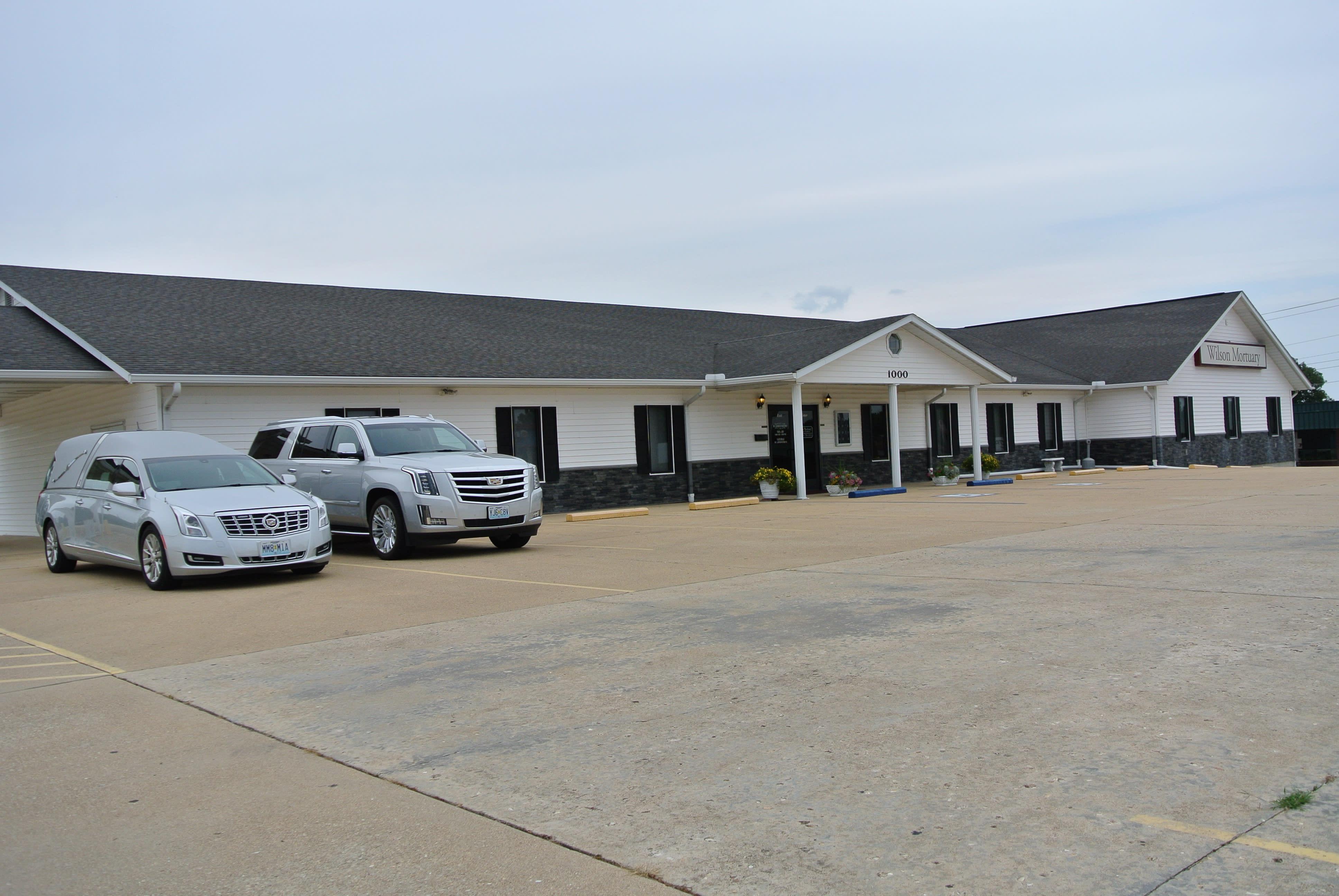Facilities & Directions | Wilson Mortuary - Salem, MO