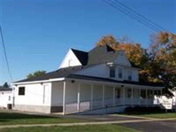 Facilities & Directions | Ruestman-Harris Funeral Home