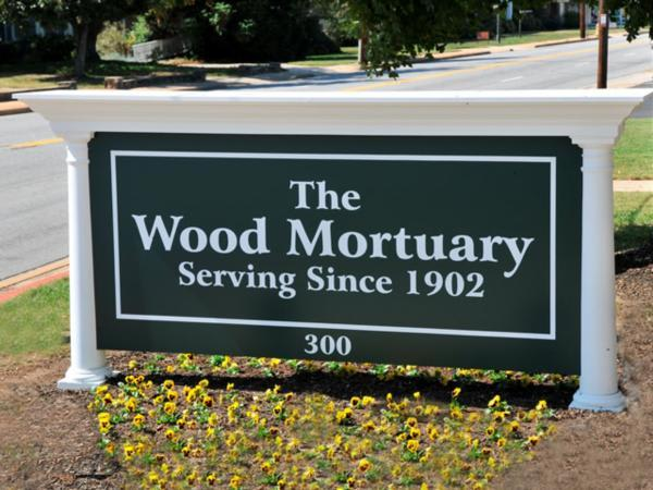 Facilities & Directions | The Wood Mortuary - Greer, SC