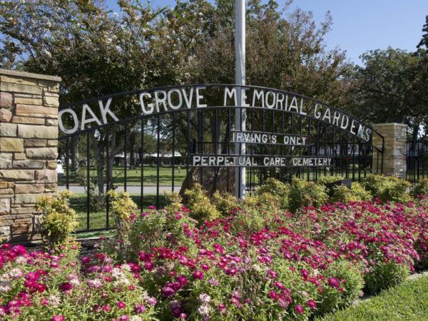Oak Grove Memorial Gardens - Garden-oak-funeral-home