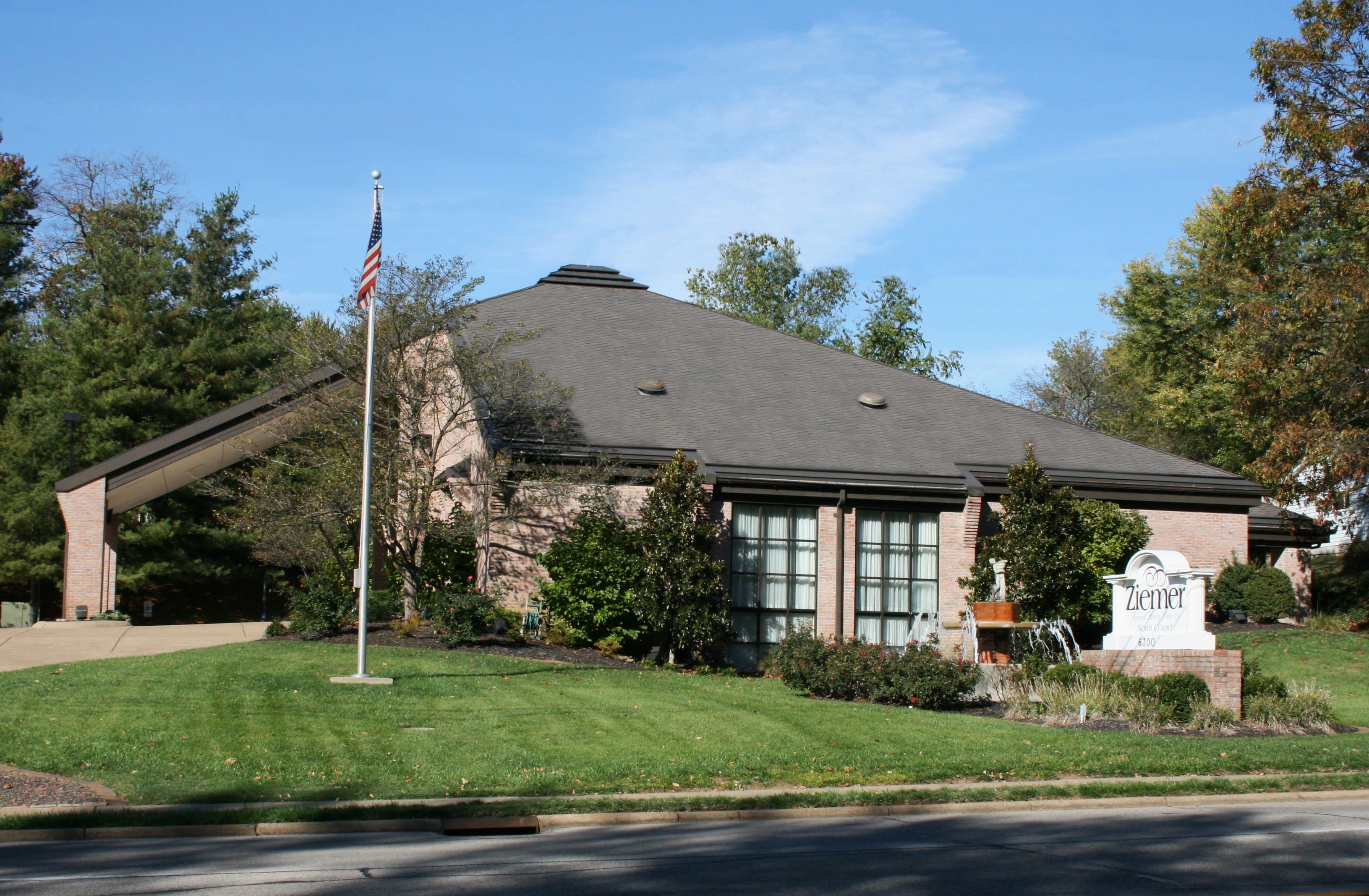 Facilities & Directions | Ziemer Funeral Homes - Evansville, IN