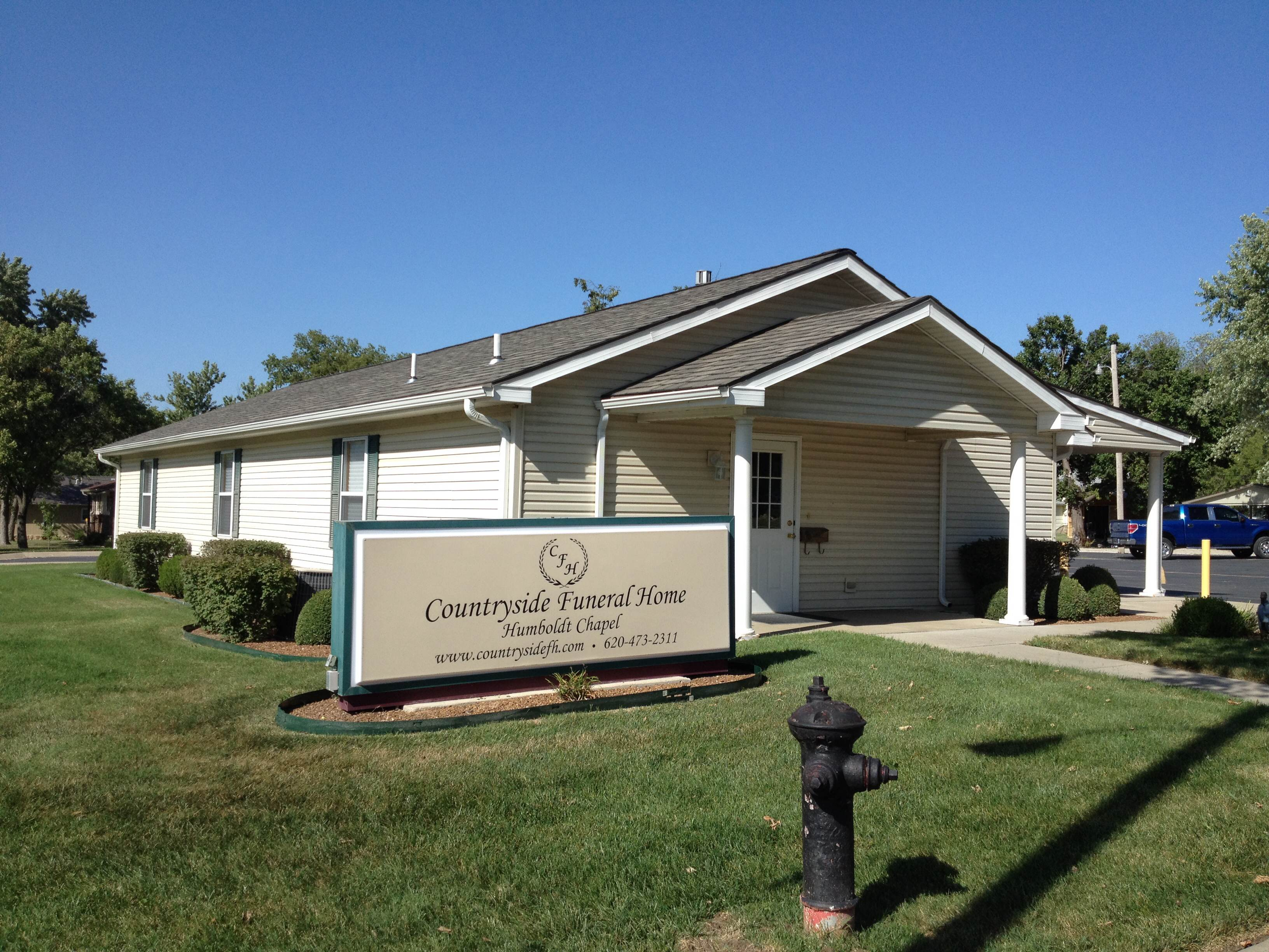 Countryside Funeral Home Fredonia Ks