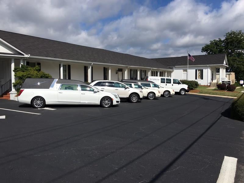 Ward's Funeral Home - Gainesville, GA