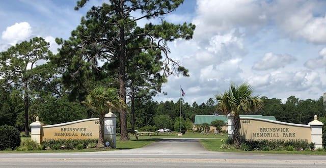 Facilities Directions Brunswick Memorial Park Funeral Home Brunswick Ga