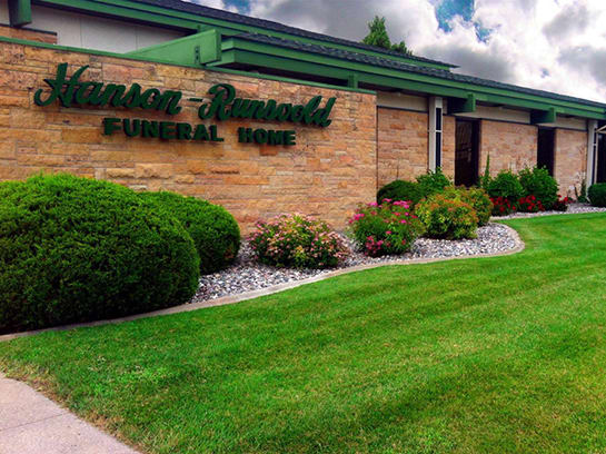 Hanson Runsvold Funeral Home Fargo Nd