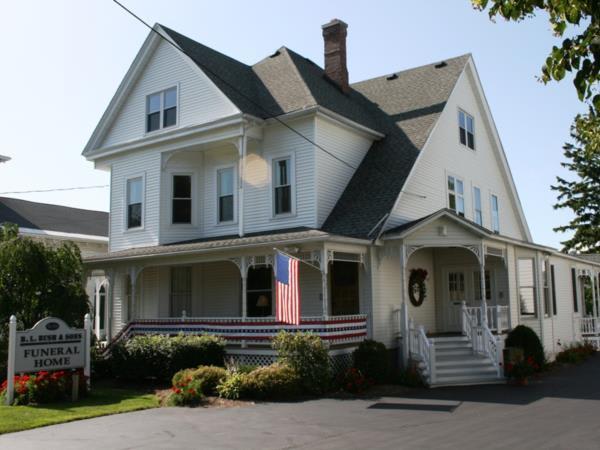 Obituaries   B L  Bush & Sons Funeral Home / Monuments