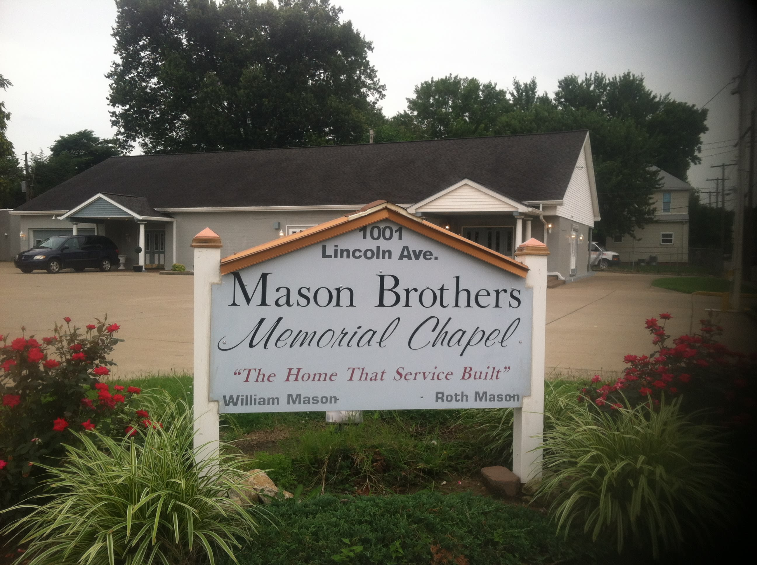 Obituaries | Mason Brothers Funeral Services - Madisonville, KY