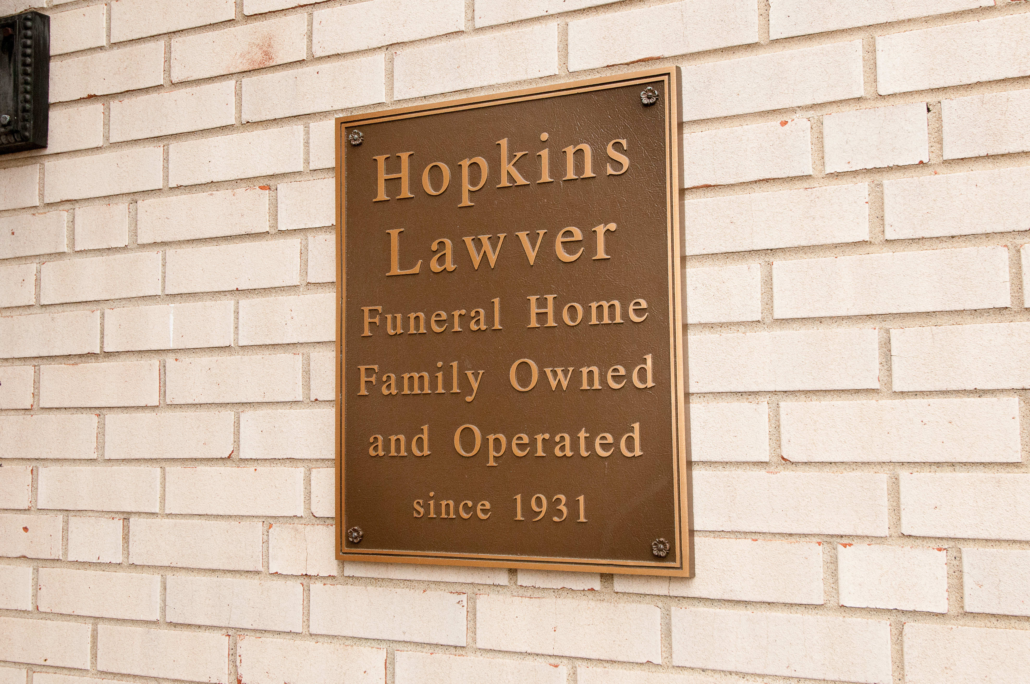 Facilities & Directions   Hopkins Lawver Funeral Home Inc