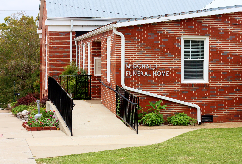 Mcdonald Funeral Home Inc Centerville Tn