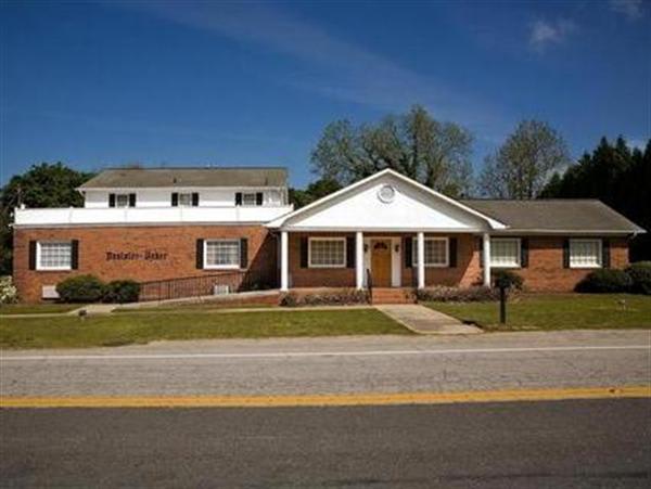 Dantzler-Baker Funeral Home - Great Falls, SC