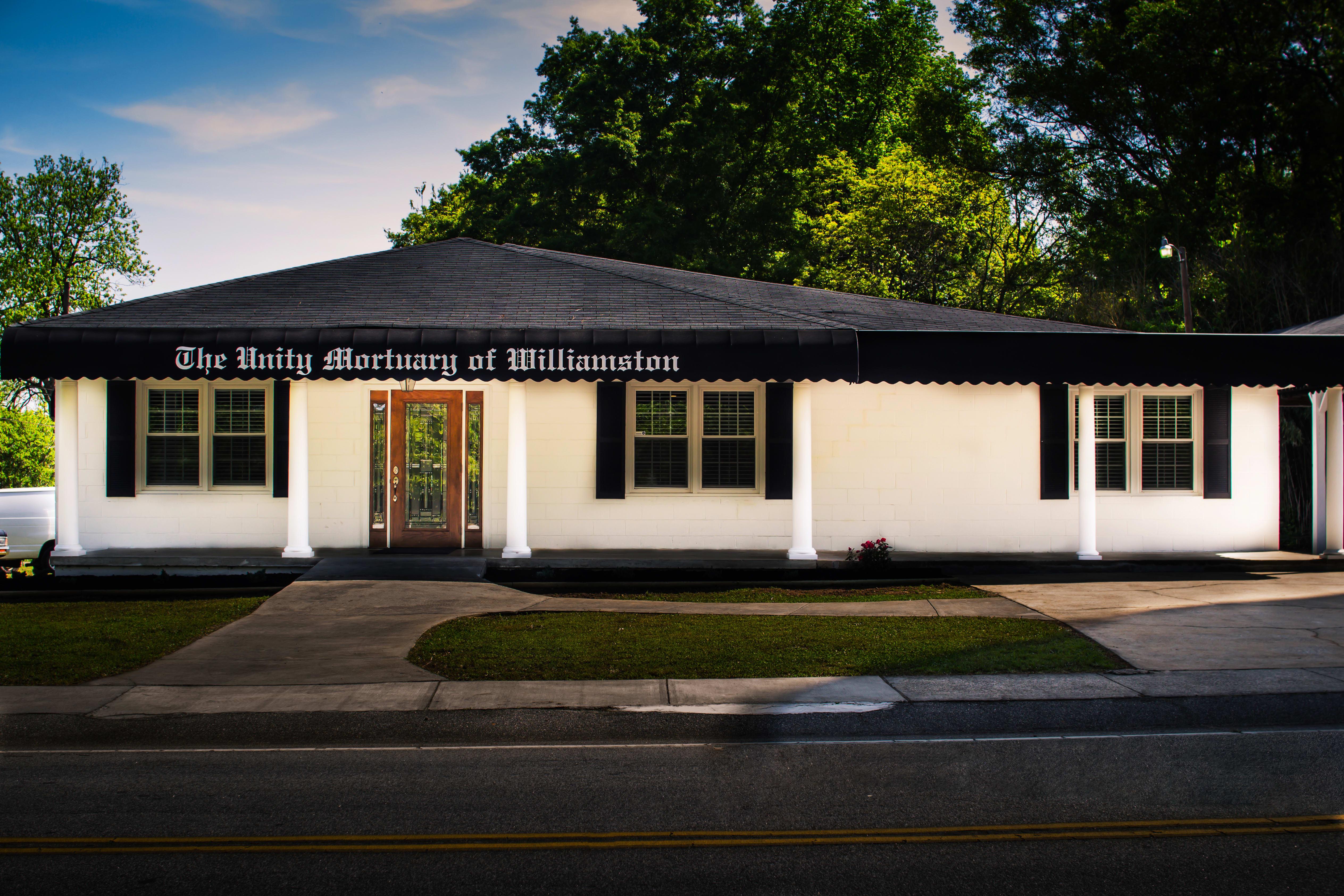 The Unity Mortuary - Anderson, SC