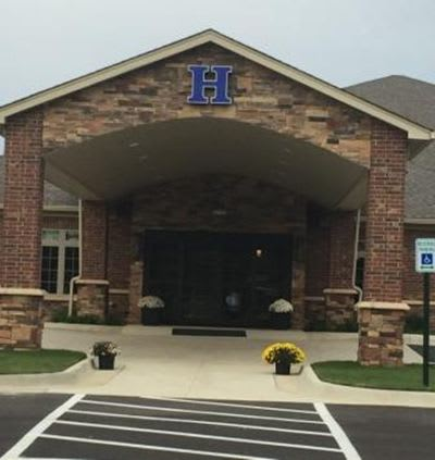 Facilities & Directions | Harris Funeral Homes, Inc