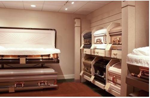 Monreal Funeral Home, Eastlake OH
