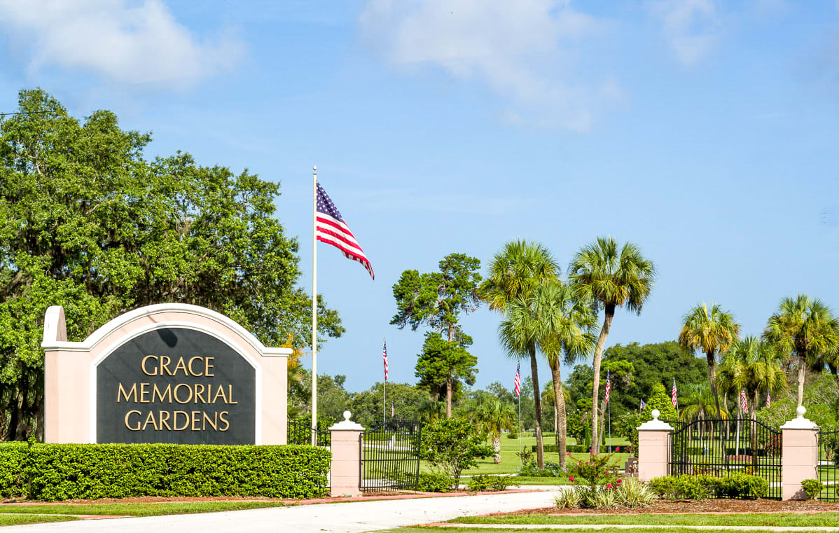 Locations Grace Memorial Gardens Funeral Home Hudson Fl