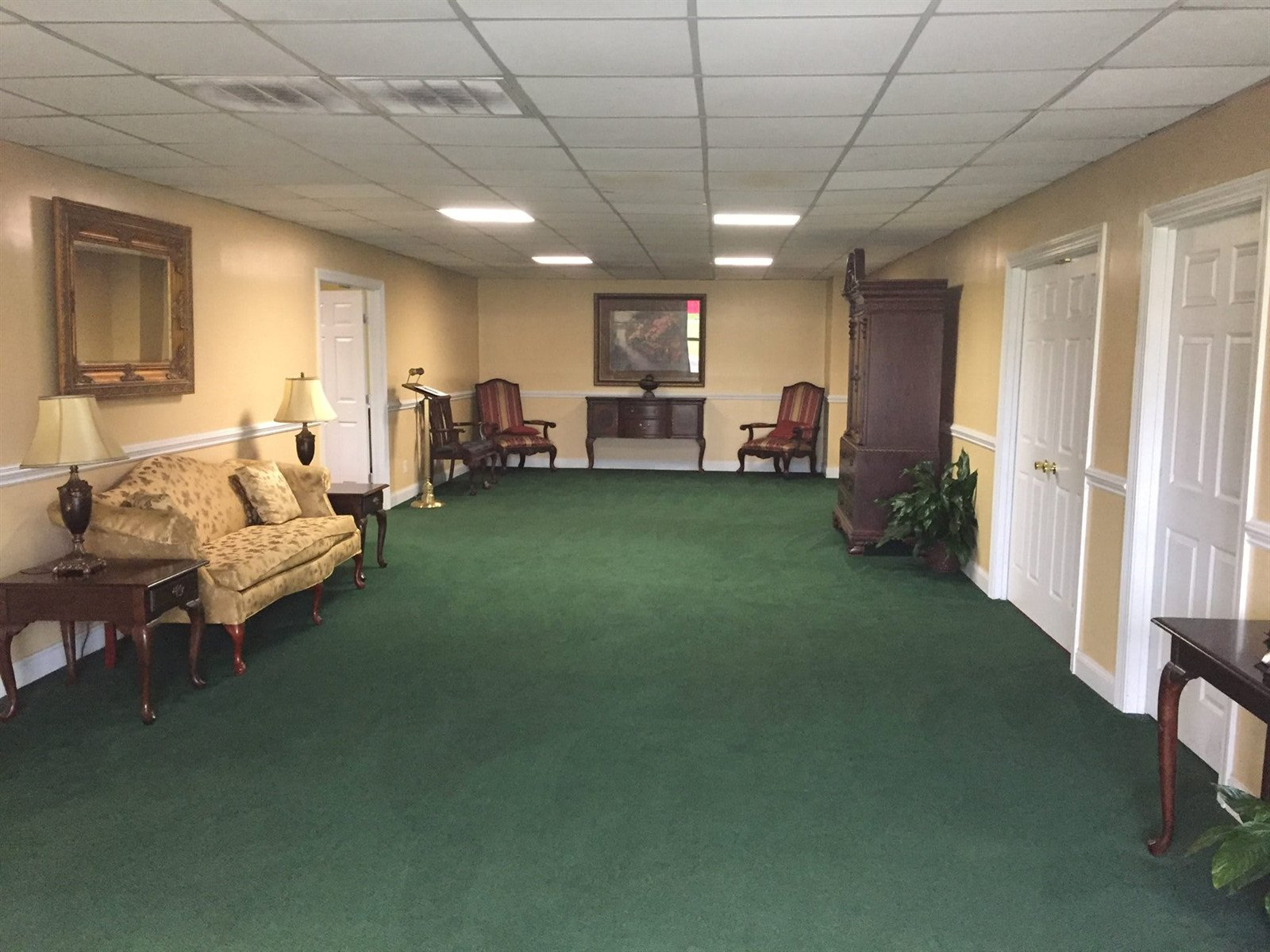 Tour our Facilities | Congleton Funeral Home and Cremations