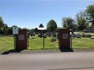 Saint Teresa Cemetery, Ross Township PA